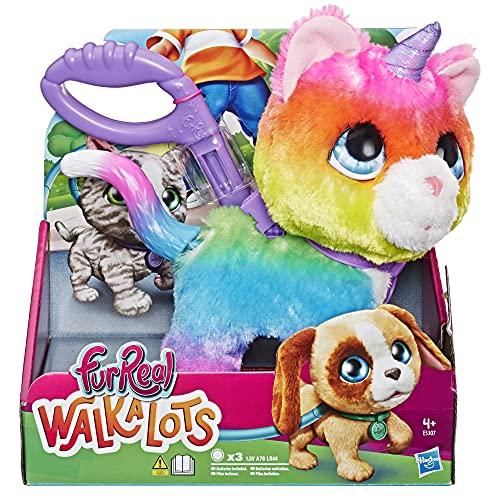 FurReal friends FRR WALKALOTS Big Wags Unicorn CAT