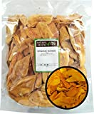 Dried Mango Slices 6-9cms - 1kg in resealable Pouch