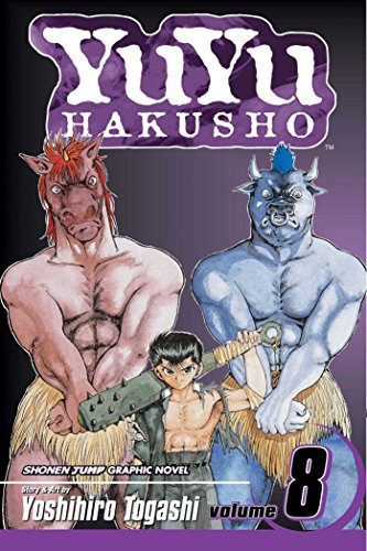 YuYu Hakusho, Vol. 8 (Volume 8)