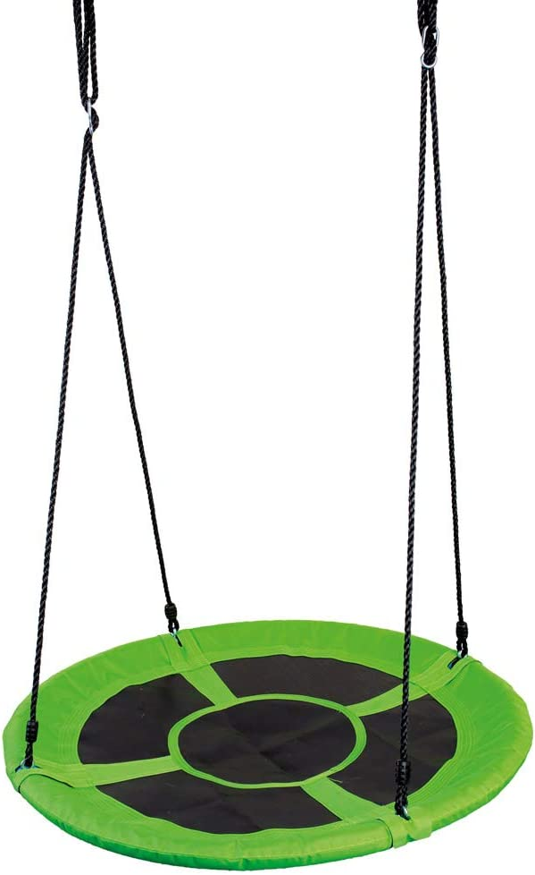 Bino 82725 Rocking Ring, Green, Colourful