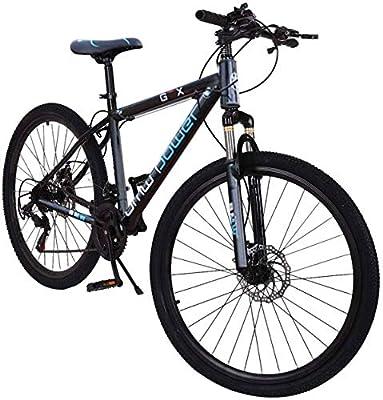26 Inch Mountain Bike Full Suspension Folding BikesPortable High Carbon Steel Road Bike for Men Women
