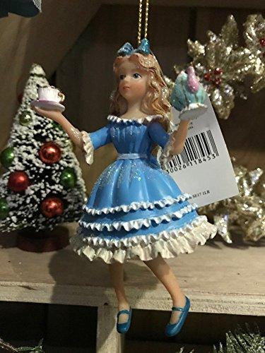 Gisela Graham : Decorazione natalizia : Alice in Wonderland