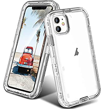 ORIbox Case Compatible with iPhone 11 Case Heavy Duty Shockproof Anti-Fall clear case