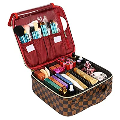 WODKEIS Makeup Case Cosmetic