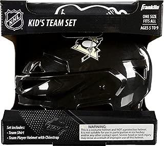 Franklin Kids NHL Kids Team Set, Penguins/Black, One Size