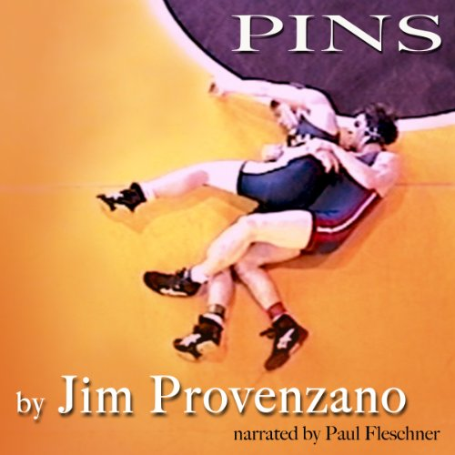 PINS Audiobook By Jim Provenzano cover art