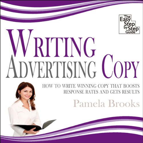 Writing Advertising Copy audiobook cover art