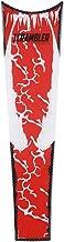 PRO-KODASKIN Motorcycle 3D Printing Gas Cap Tank Pad Sticker Decal Emblem for Ducati Scrambler Desert Sled Café Racer Sixty2 Icon Classic Full Throttle (Tank Pad)
