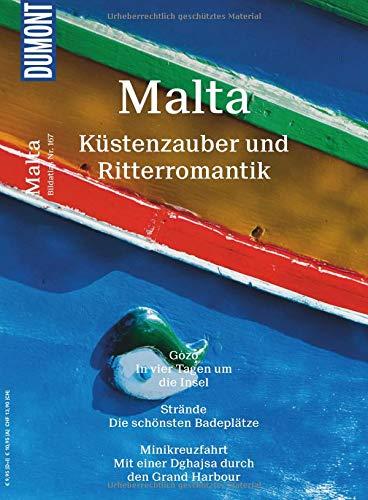 DuMont Bildatlas Malta: Küstenzauber und Ritterromantik