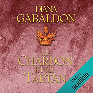 Le Chardon et le Tartan audiobook cover art