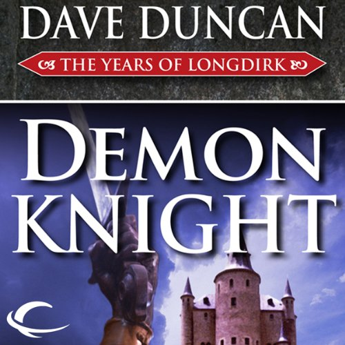 Demon Knight audiobook cover art