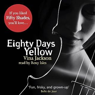 Eighty Days Yellow audiobook cover art