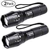 LED Torch, BINWO Super Bright 2000 Lumen Zoomable CREE XML T6 LED Flashlight