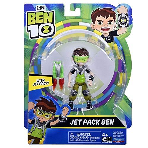Giochi Preziosi - Ben10 Pb A11 Jet Pack Ben Personaggi, BEN55500