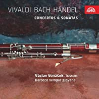 Vivaldi/ Bach/ Handel: Concertos & Sonatas (2013-03-26)