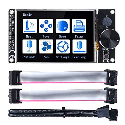 BIQU DIRECT TFT35 V3.0 Touch Screen Display RepRap Smart Controller Panel Compatible with SKR V1.3 SKR PRO Board for 3D Printer Part