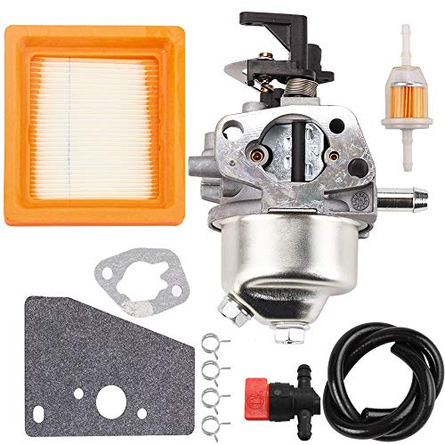 Carburetor for Kohler XT650 2027 3034 XT675 3076 2075 Toro Husqvarna MTD Auto Choke Carb 14 853 68S Replaces 14 853 68-S 1485368S 14 853 68 1485368 14 853 55-S Engine Parts Kit