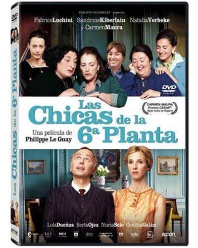 Las Chicas De La 6ª Planta [DVD]
