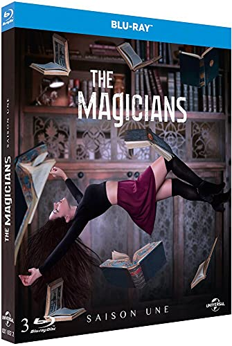 The Magicians-Saison 1 [Blu-Ray]