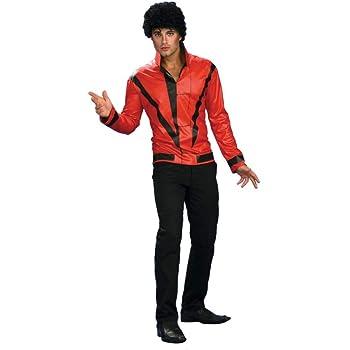 Desconocido Chaqueta Thriller de Michael Jackson para hombre ...