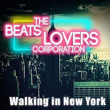 Walking in New York (Rockstar Mix)