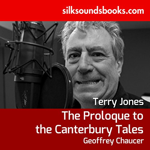 The Prologue to the Canterbury Tales audiobook cover art