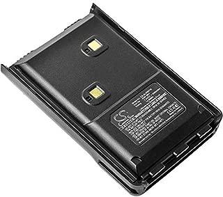 Replacement Battery for ALINCO DJ-10, DJ-100, DJ-289G, DJ-500, DJ-A10, DJ-A11, DJ-A41, DJ-W100, DJ-W500
