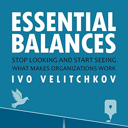 Essential Balances Audiobook By Ivo Velitchkov cover art