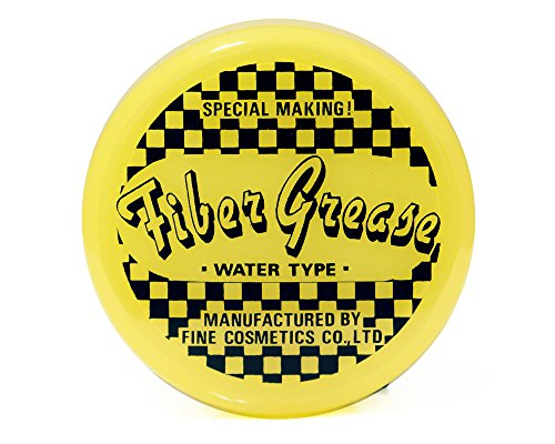 Fiber Grease Pomade Middle - 87g - Tropical fruits Fragrance
