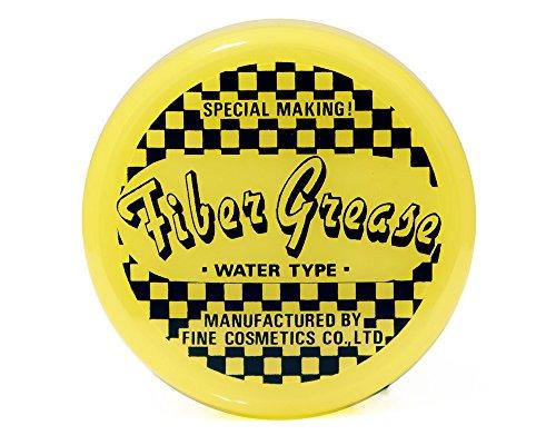 Fiber Grease Pomade, 3oz (87g) (japan import)