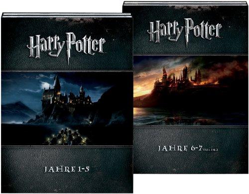 Harry Potter – Die komplette Collection Blu-ray Box mit Fotobuch (exklusiv bei Amazon.de)
