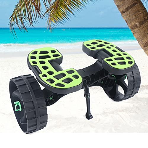 SHZICMY Carro de kayak, colgante de tamaño ajustable, superficie de goma, resistente al desgaste, antideslizante, para barco, kayak, 63 x 30 x 30 cm