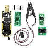 USB Programmer CH341A con accessori SOP clip per La maggior parte di 24 25 Serie EEPROM BIOS chip per l'industria