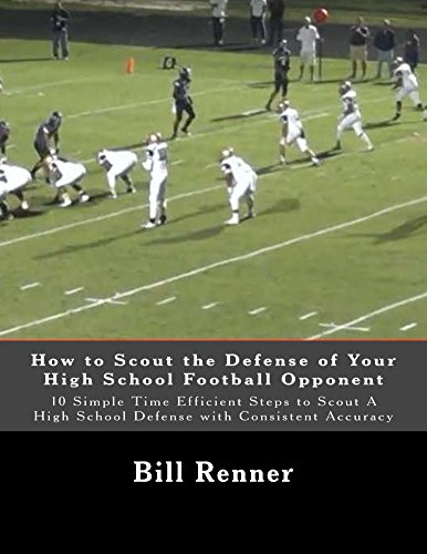 How to Scout the Defense of Your High School Football Opponent (English Edition)