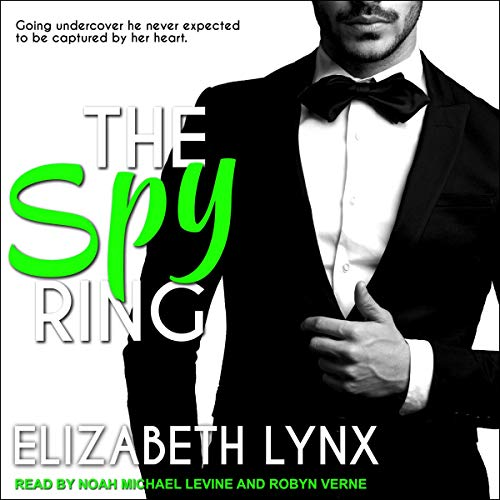 The Spy Ring audiobook cover art