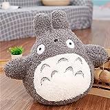 xingxing Bonita almohada de peluche con diseño de perra de mi vecino Totoro, juguete clásico de gato, muñeca de trapo para niños y niñas, almohada para dormir Big Dol (color: 1, altura: 40 cm)