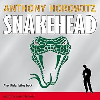 Snakehead cover art