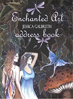 Enchanted Art Address Book