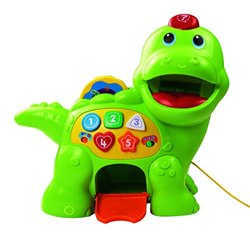 VTech Baby Feed Me Dino (Englische Sprache) [UK Import]