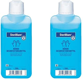 2 Stück Sterillium Hände-Desinfektionsmittel 500 ml Desinfektion