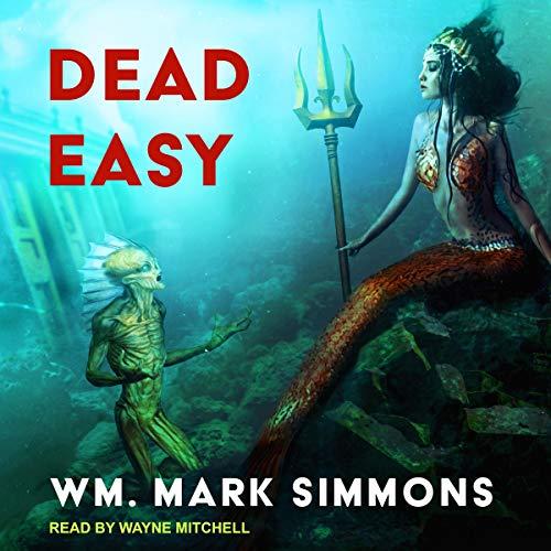 Page de couverture de Dead Easy