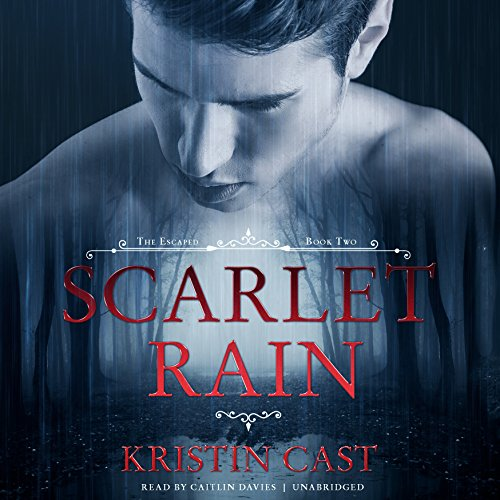 Scarlet Rain cover art