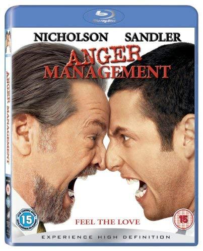 Anger Management [Blu-ray] [UK Import]