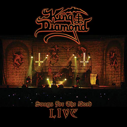 King Diamond - Songs For The Dead Live [Italia] [Blu-ray]