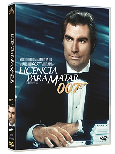 Licence To Kill (1 Disc) [DVD]