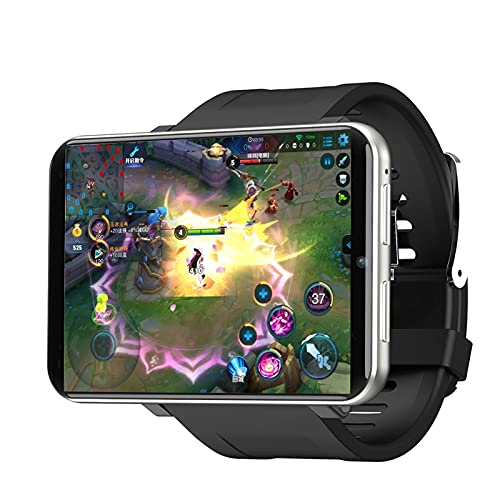ZGLXZ DM100 3GB 32GB Smart Watch Life A Prueba De Agua 5MP Cámara 2.86'Resolución 480 * 640 2700Mah Batería Android Smartwatch PK DM98 DM99,A