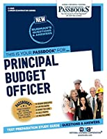 Principal Budget Officer (Career Examination)
