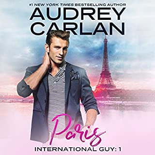 Couverture de International Guy: Paris