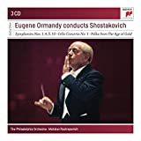Eugene Ormandy Conducts Shostakovich. Sony Classical Masters Series