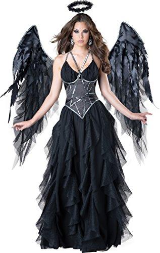 Unbekannt Aptafêtes–Kostüm–Dark Angel